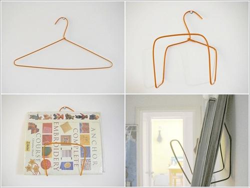 Bạn sẽ không ngờ chiếc móc áo có thể làm được nhiều việc thế này ngoài treo quần áo - Ảnh 2.