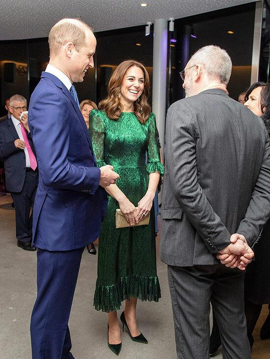 Công nương Kate quá lộng lẫy và xinh đẹp khi công du du Ireland - Ảnh 8.