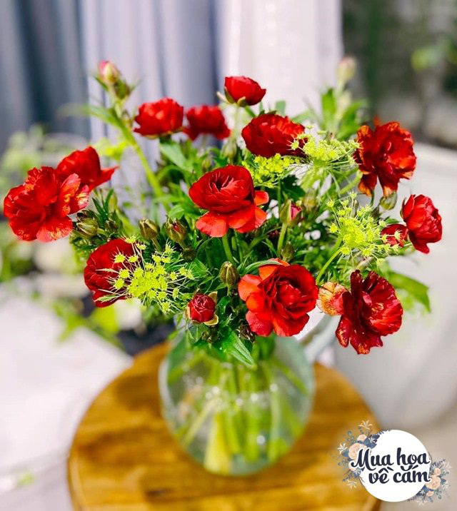 """Muôn kiểu cắm hoa mao lương đẹp """"không đụng hàng"""", nhà mẹ Việt rực sắc đón ngày 8/3 - Ảnh 2."""