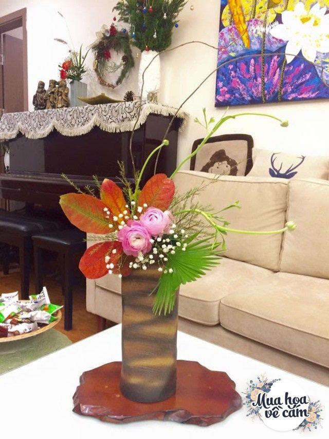 """Muôn kiểu cắm hoa mao lương đẹp """"không đụng hàng"""", nhà mẹ Việt rực sắc đón ngày 8/3 - Ảnh 11."""