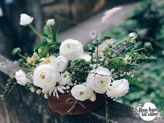 """Muôn kiểu cắm hoa mao lương đẹp """"không đụng hàng"""", nhà mẹ Việt rực sắc đón ngày 8/3 - Ảnh 12."""
