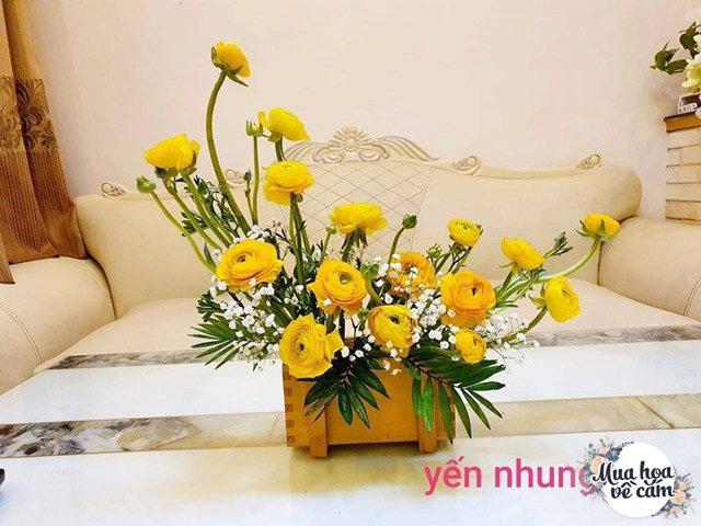 """Muôn kiểu cắm hoa mao lương đẹp """"không đụng hàng"""", nhà mẹ Việt rực sắc đón ngày 8/3 - Ảnh 13."""
