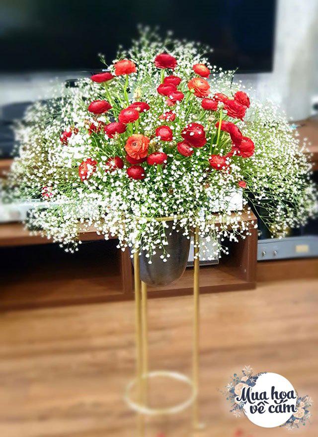"""Muôn kiểu cắm hoa mao lương đẹp """"không đụng hàng"""", nhà mẹ Việt rực sắc đón ngày 8/3 - Ảnh 14."""