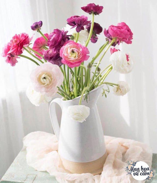 """Muôn kiểu cắm hoa mao lương đẹp """"không đụng hàng"""", nhà mẹ Việt rực sắc đón ngày 8/3 - Ảnh 15."""
