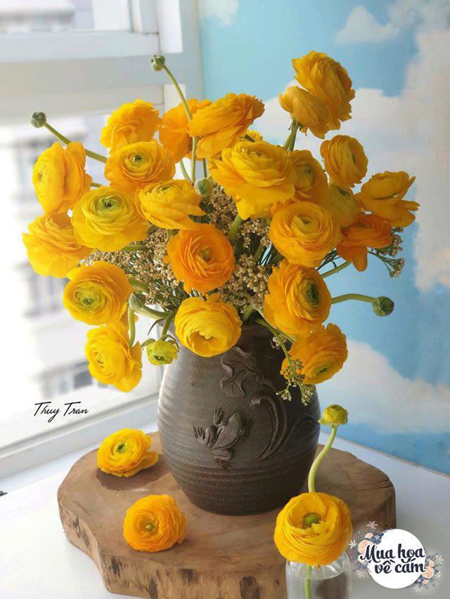 """Muôn kiểu cắm hoa mao lương đẹp """"không đụng hàng"""", nhà mẹ Việt rực sắc đón ngày 8/3 - Ảnh 16."""