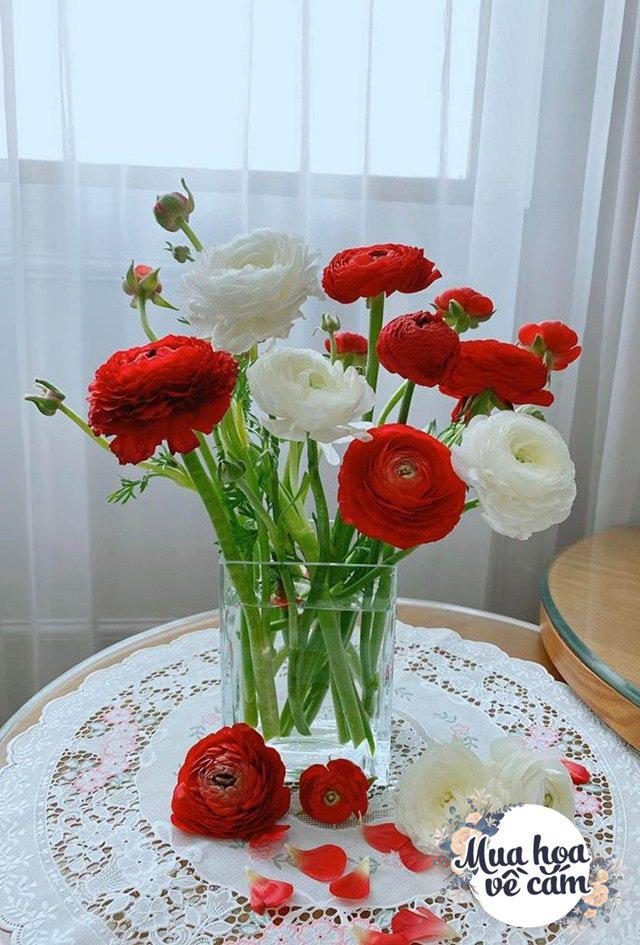 """Muôn kiểu cắm hoa mao lương đẹp """"không đụng hàng"""", nhà mẹ Việt rực sắc đón ngày 8/3 - Ảnh 4."""