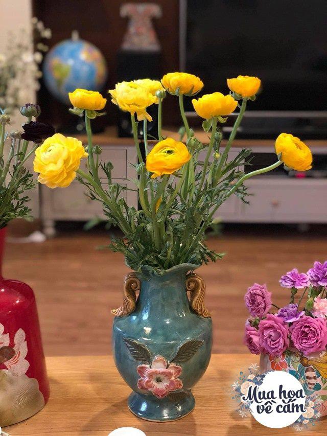 """Muôn kiểu cắm hoa mao lương đẹp """"không đụng hàng"""", nhà mẹ Việt rực sắc đón ngày 8/3 - Ảnh 6."""