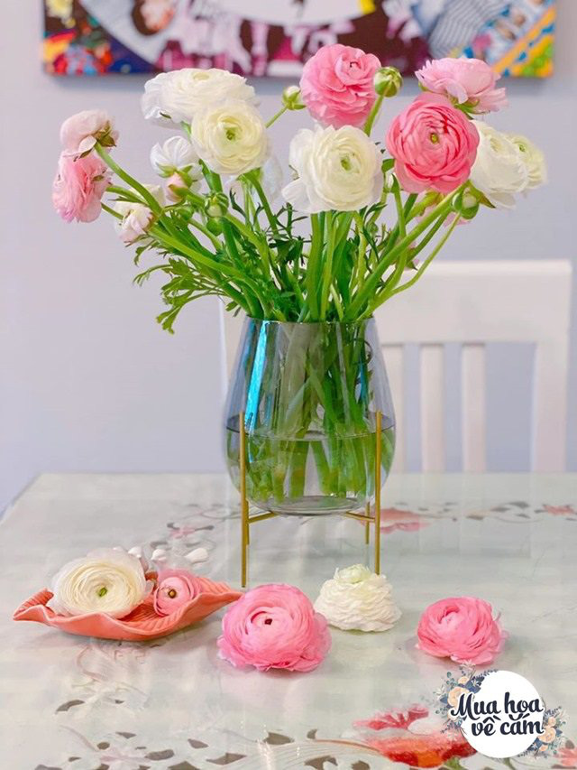 """Muôn kiểu cắm hoa mao lương đẹp """"không đụng hàng"""", nhà mẹ Việt rực sắc đón ngày 8/3 - Ảnh 8."""