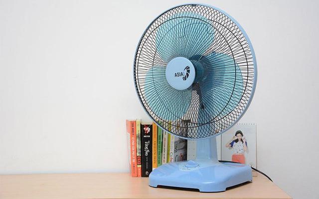 Bật số to tiết kiệm điện và những sai lầm khi dùng quạt mùa nóng - Ảnh 6.
