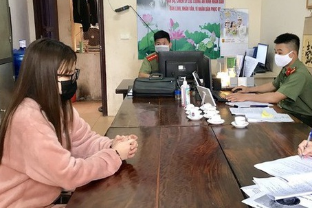 Cô gái bị phạt 15 triệu vì đùa dịp Cá tháng Tư - Ảnh 1.