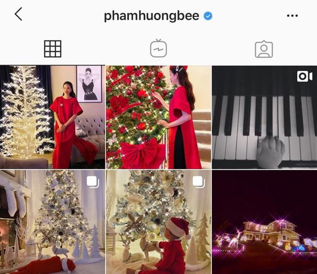 Sau loạt đồn đoán đời tư, Phạm Hương xoá sạch ảnh trên Instagram chỉ để lại 1 khoảnh khắc đặc biệt, chuyện gì đây? - Ảnh 3.