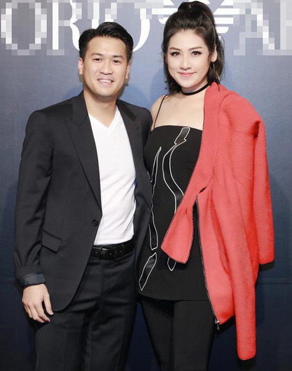 Em chồng Hà Tăng: Chàng doanh nhân yêu toàn Á hậu, hot girl nổi tiếng của showbiz Việt - Ảnh 3.