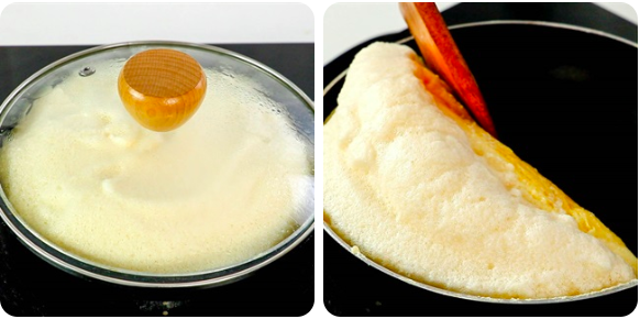 Mất có 15p làm món trứng bồng bềnh đang gây sốt cực ngon, nhìn lãng mạn, ăn càng mê tít - Ảnh 10.
