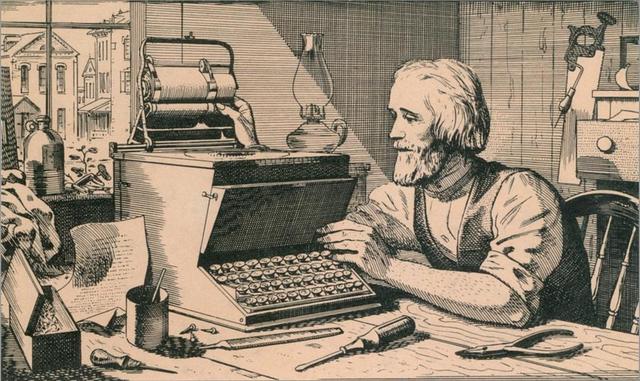 Lý do bất ngờ của việc sắp xếp ký tự bàn phím theo kiểu QWERTY  - Ảnh 2.