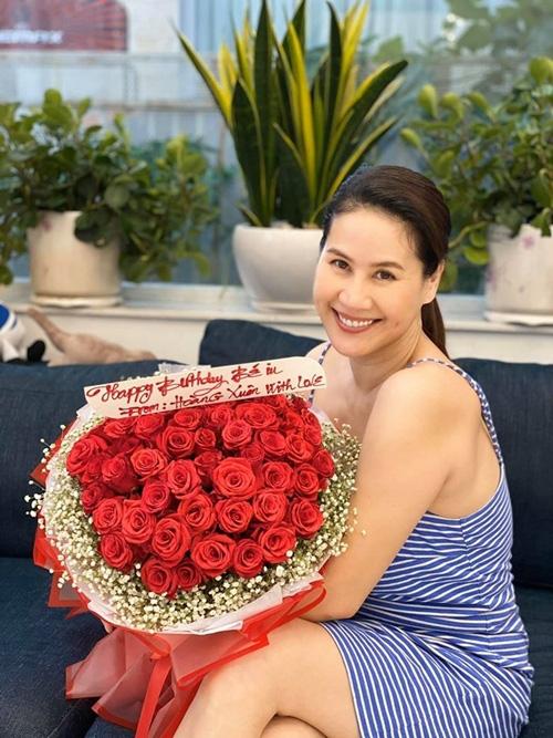 Tăng Thanh Hà tổ chức sinh nhật cho Thân Thúy Hà - Ảnh 4.