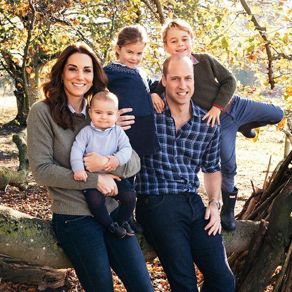Vợ chồng Hoàng tử William - Công nương Kate vừa chỉ đạo ứng phó dịch vừa dạy con học - Ảnh 1.