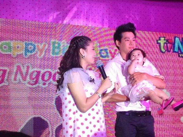 Người cũ của diễn viên Mai Phương sẽ đón con gái sang Mỹ đoàn tụ - Ảnh 1.