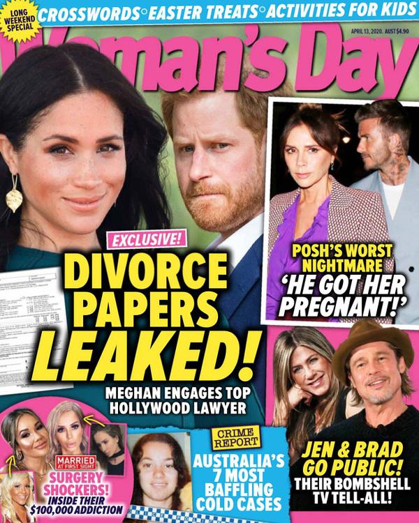 Lộ nghi vấn  rò rỉ giấy tờ ly hôn của vợ chồng Hoàng tử Harry và Meghan Markle ở Mỹ? - Ảnh 2.