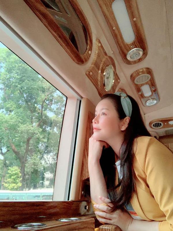 Cuộc sống hiện tại khiến vạn người mơ của cô nông dân Lý Nhã Kỳ, hết ở Đà Lạt lại đến Vũng Tàu - Ảnh 4.