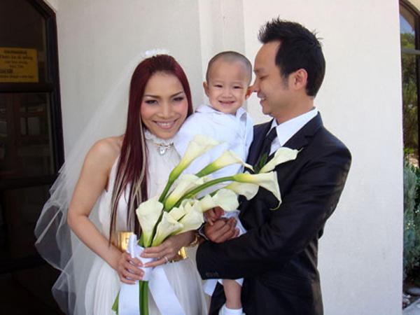 Người chồng Việt kiều tận sức tận lòng cho gia đình của Mắt nai Hồng Ngọc - Ảnh 2.