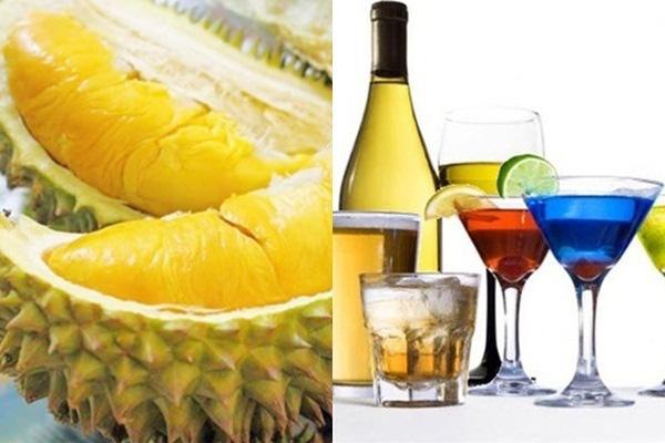 5 thực phẩm đại kỵ với sầu riêng vì nếu ăn chẳng khác nào tích chất độc vào cơ thể - Ảnh 2.