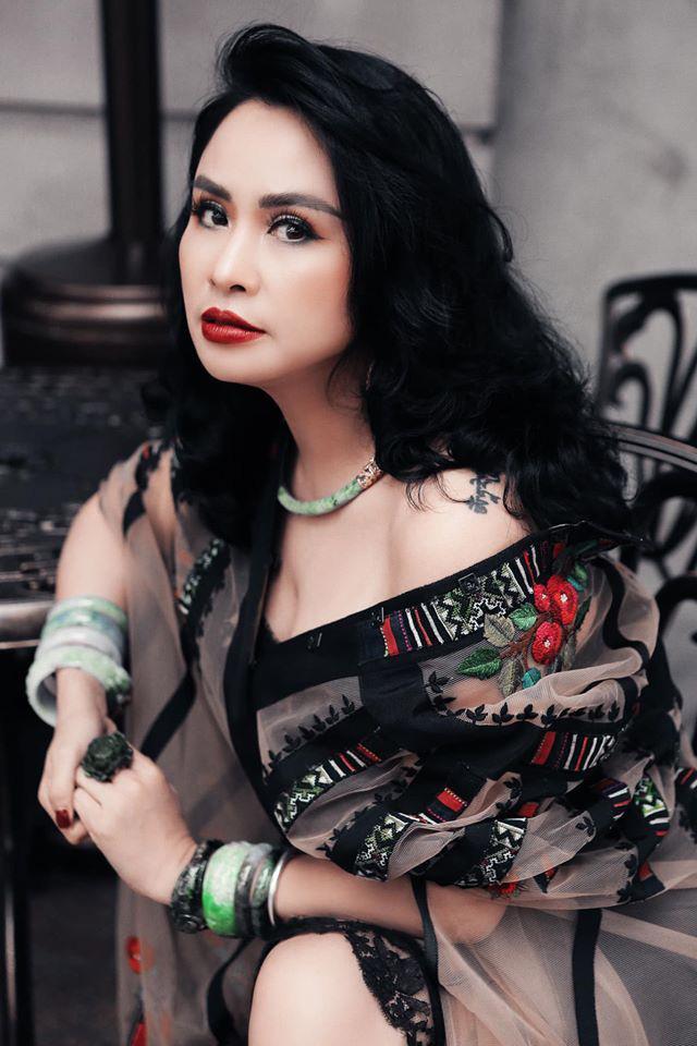 """Diva Thanh Lam """"úp mở"""" người yêu mới - Ảnh 1."""