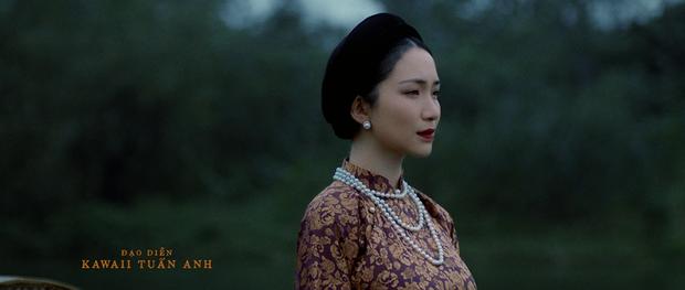 Hòa Minzy bị chê khi hoá thân Nam Phương Hoàng hậu - Ảnh 1.