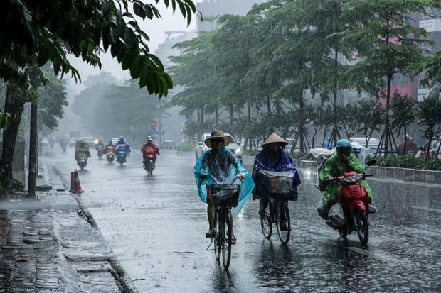 Dự báo thời tiết hôm nay ngày 17/5: Hà Nội giảm nhiệt, miền Trung đề phòng cháy rừng - Ảnh 1.