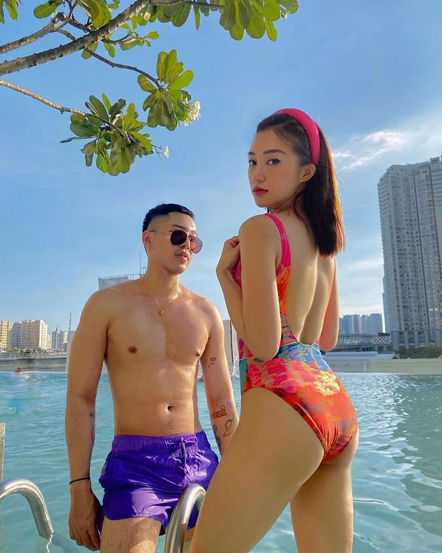 Mới đầu hè, sao Việt đã thi nhau thả dáng với đồ bơi, hot đỉnh cao là Hà Tăng - Ảnh 17.