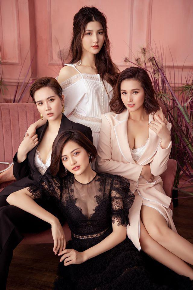 4 mỹ nhân Tình yêu và tham vọng quyến rũ với váy trắng - Ảnh 3.