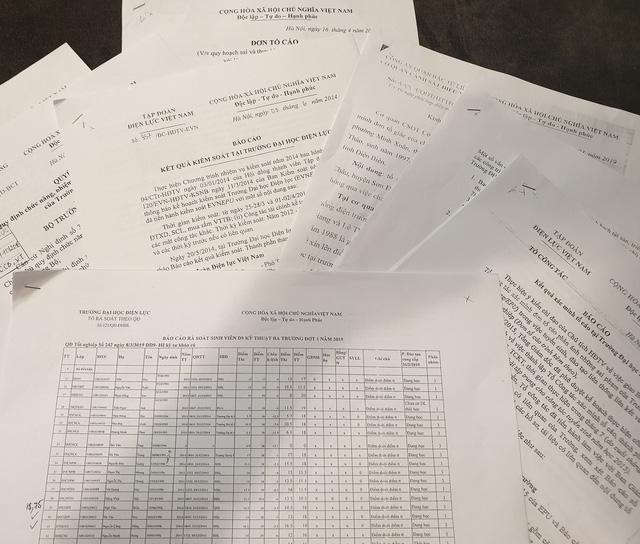 Kết luận Thanh tra sai phạm tại Đại học Điện lực: Trách nhiệm thuộc về hiệu trưởng, Chủ tịch hội đồng trường - Ảnh 3.