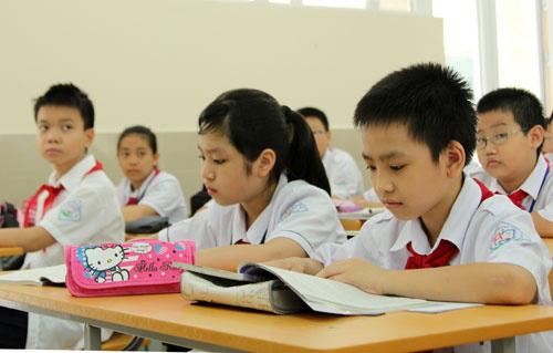 7 trường công lập hot nhất Hà Nội công bố chi tiết thông tin tuyển sinh vào lớp 6 hệ song bằng - Ảnh 2.