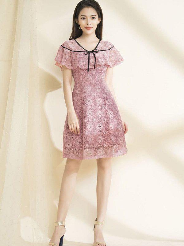 Cách chọn váy liền phù hợp vóc dáng - Ảnh 13.