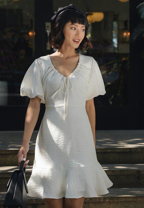Cách chọn váy liền phù hợp vóc dáng - Ảnh 16.