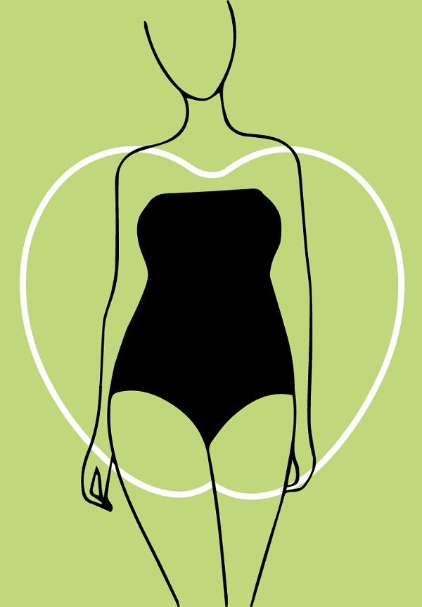 Cách chọn váy liền phù hợp vóc dáng - Ảnh 6.