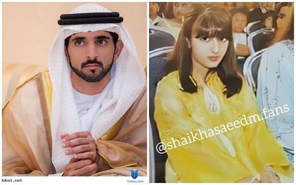 Thái tử đẹp nhất Dubai dính nghi án đã có con khi chia sẻ tấm hình bế một bé trai kháu khỉnh gây sốt cộng đồng mạng - Ảnh 1.