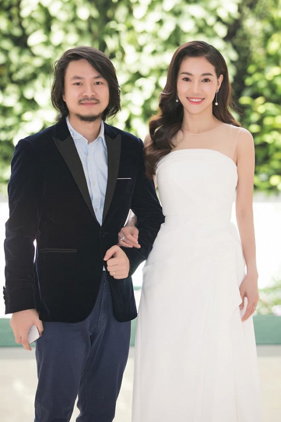 Khám phá vườn rau sạch của vợ chồng đạo diễn của các Hoa hậu Hoàng Nhật Nam - Ảnh 1.