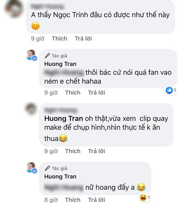 Vợ cũ Việt Anh tung loạt ảnh diện bikini body cực nuột, phản ứng bất ngờ khi được khen hơn cả Ngọc Trinh - Ảnh 4.