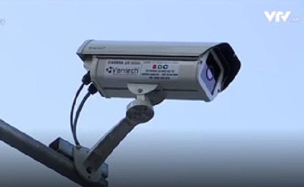 Công an Hà Nội bổ sung camera phạt nguội trên nhiều tuyến đường - Ảnh 1.