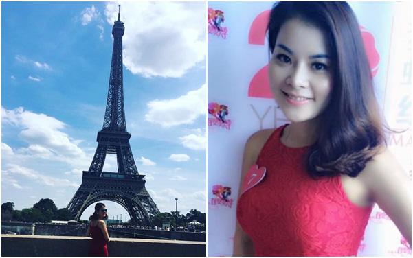 Quen ở Hà Nội, gắn bó ở Thượng Hải, chia ly ở Paris: Câu chuyện 10 năm đợi chờ một bóng hình không trở lại của cô gái 9X mang 2 dòng máu Việt Trung - Ảnh 4.