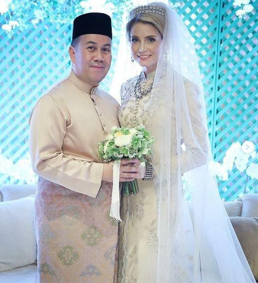 Từng bị phản đối vì quá khác biệt, nàng dâu ngoại quốc của hoàng gia Malaysia có cuộc sống thay đổi hoàn toàn sau 1 năm kết hôn với Thái tử - Ảnh 2.