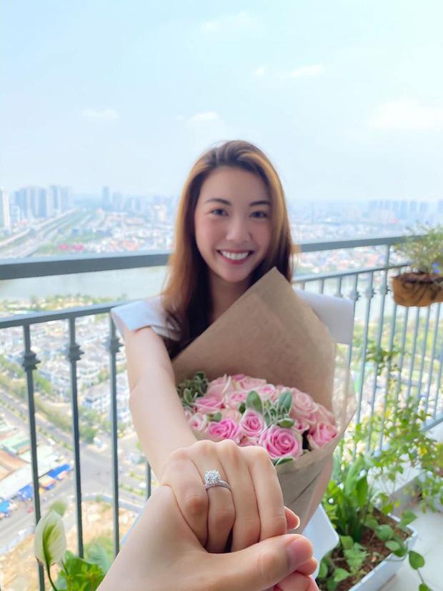 Ảnh cưới style cực nam tính của Thúy Vân được hé lộ, ngày cưới chính thức vẫn là ẩn số - Ảnh 5.