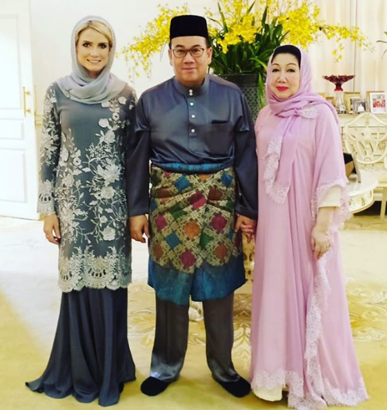 Từng bị phản đối vì quá khác biệt, nàng dâu ngoại quốc của hoàng gia Malaysia có cuộc sống thay đổi hoàn toàn sau 1 năm kết hôn với Thái tử - Ảnh 10.