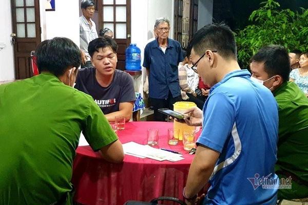 Rơi tầng 17, thi thể nam công nhân bị bỏ trong xe chở từ Đà Nẵng ra Huế - Ảnh 2.