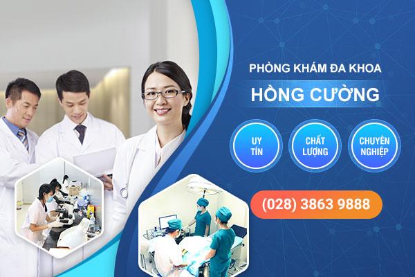 Phòng khám đa khoa Hồng Cường - giỏi chuyên môn, chuẩn y đức - Ảnh 2.
