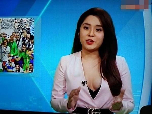 Nhan sắc tươi tắn của Diệu Linh - nữ MC Thể thao vừa thông báo mắc ung thư máu giai đoạn 4 - Ảnh 1.