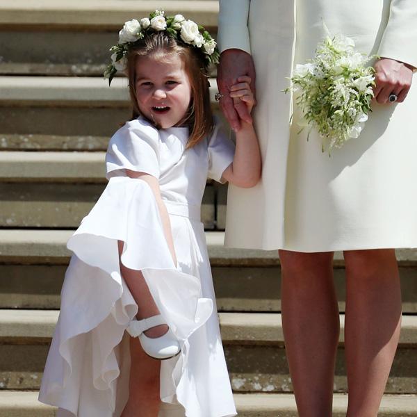Công chúa Charlotte có liên quan đến cuộc cãi vã của Công nương Kate và Meghan Markle cách đây 2 năm - Ảnh 1.