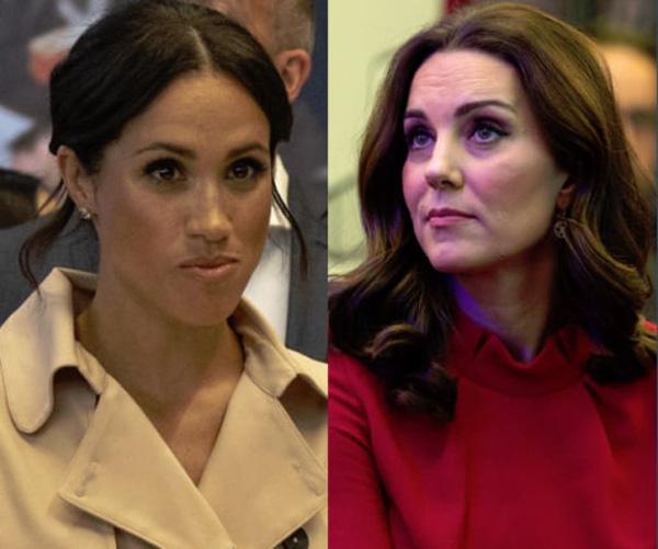 Công chúa Charlotte có liên quan đến cuộc cãi vã của Công nương Kate và Meghan Markle cách đây 2 năm - Ảnh 2.