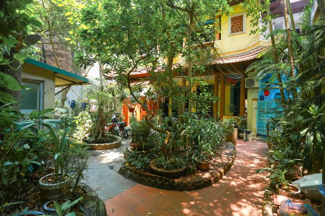 Biệt thự vườn rộng 700m2 của đại gia kim hoàn phố cổ Hà Nội một thời - Ảnh 3.