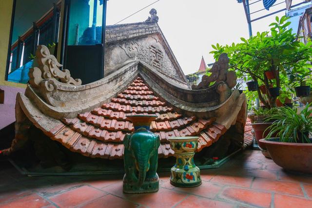 Biệt thự vườn rộng 700m2 của đại gia kim hoàn phố cổ Hà Nội một thời - Ảnh 10.